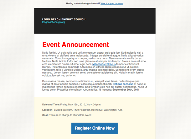 Effective Email Newsletter Psychology