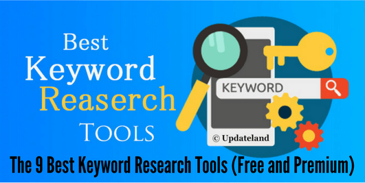 The 9 Best Keyword Research Tools (Free and Premium) 2019
