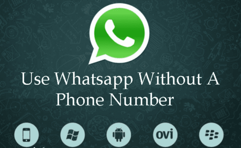 How to Use WhatsApp Without Your Real Phone Number