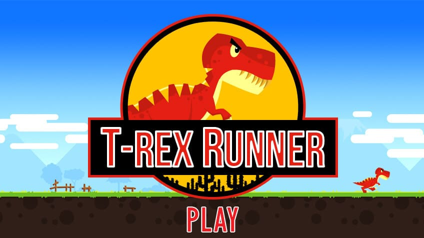 How to Play Google Chrome T-Rex Runner Game 5 Best Ways