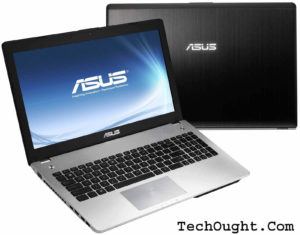 Screenshot on Asus Laptop