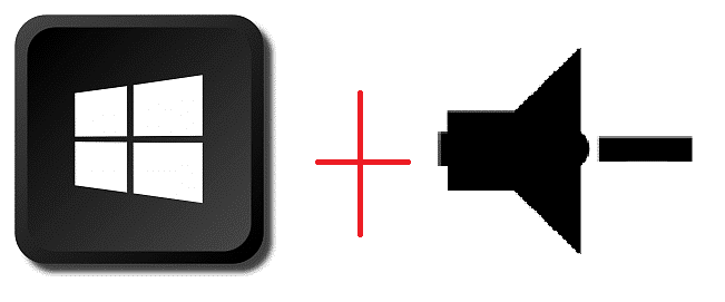 The Screenshot on Asus Laptop with Windows Logo Key + Volume Down