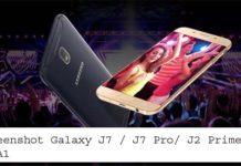 9 Ways to Take Screenshot Galaxy J7 J7 Pro J2 Prime MI A1 With Easily
