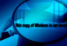 Best 6 Ways to fix error This copy of Windows is not Genuine