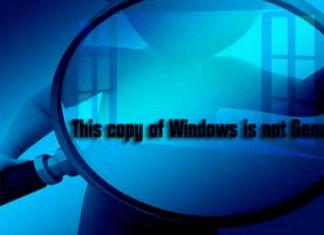 Best 6 Ways to fix error This copy of Windows is not Genuine