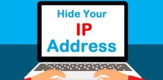 Hide IP Addresses