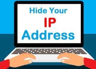 Hide IP Addresses
