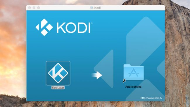 How to Install Kodi 17 Krypton on Mac