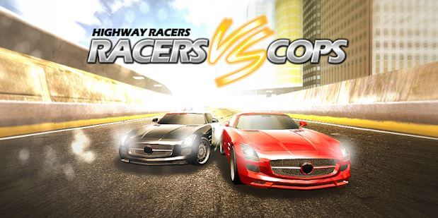 Racers Vs Cops Multiplayer