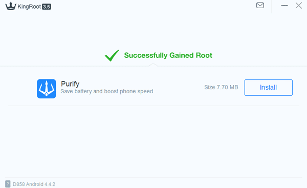 Successfully Gained Root