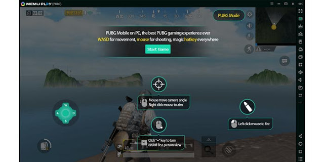 PUBG Mobile And PC Emulator