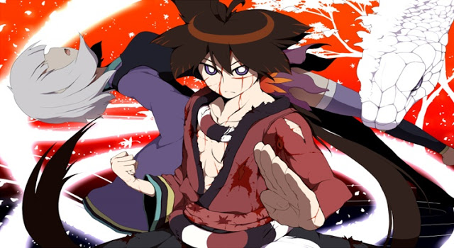 Top 9 Anime Like Katanagatari