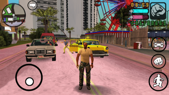 Download the PPSSPP GTA game