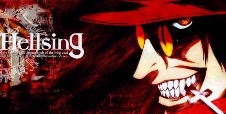 Hellsing Series