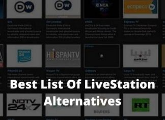 Top 12 Best List Of LiveStation Alternatives