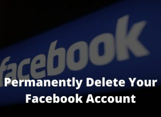 How to Permanently Delete Your Facebook Account