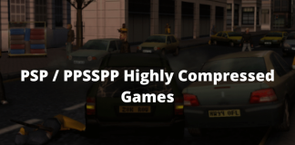 Top 22 Best PSP PPSSPP Highly Compressed Games