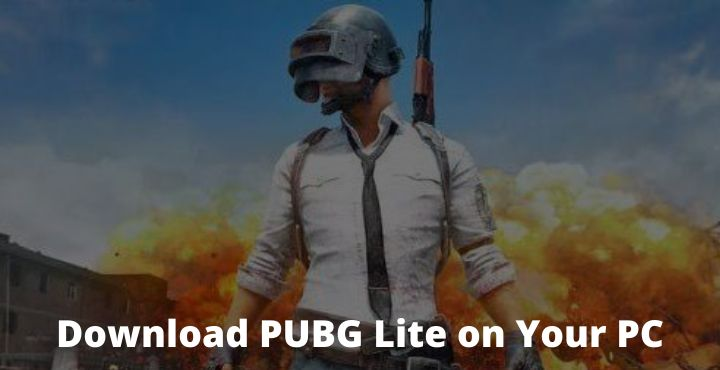 Best Trick To Download PUBG Lite on Your PC