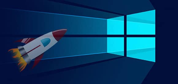 Here' How To speed up Windows 10