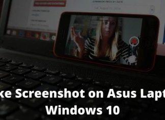 11 Ways To Take Screenshot on Asus Laptop Windows 10