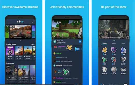 Best Latest Android Live Streaming Game Application