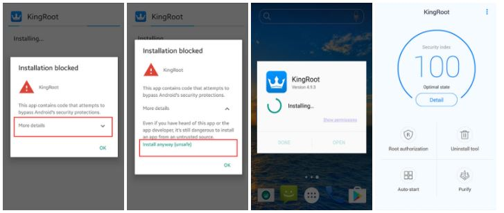 How to Root Redmi 4A with Kingroot