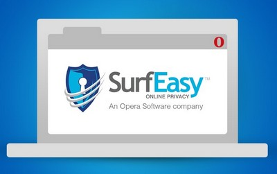 Opera Browser VPN (SurfEasy)