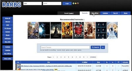 17 Best Divxtotal alternatives to download torrents