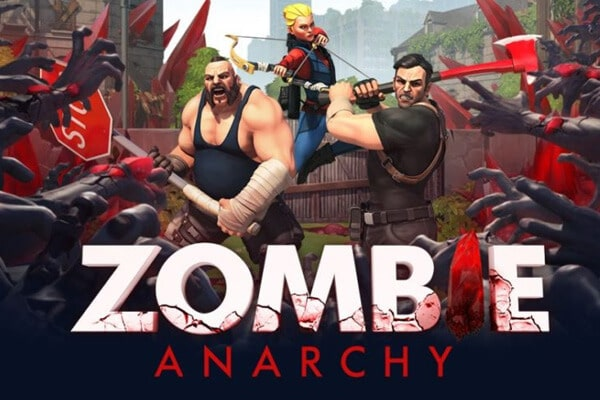 Zombie Anarchy Survival Strategy Game