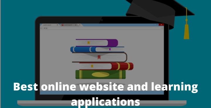 Best online website and learning applications