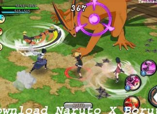 Download Naruto X Boruto Ninja Voltage Mod Apk
