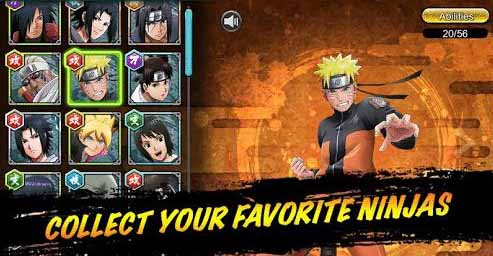 Naruto X Boruto Ninja Voltage Mod Apk Unlimited Gems