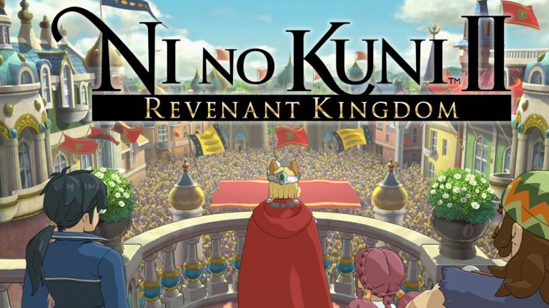 Ni no Kuni II, The Revenant Kingdom