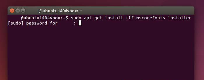 Best Ways to Install Windows Fonts on Ubuntu