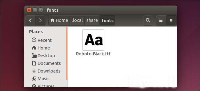 How to Install Fonts on Ubuntu