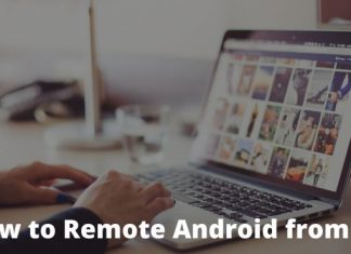 How to Remote Android from PC