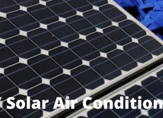 3 Easy DIY Solar Air Conditioners