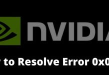 Best 3 Ways to Resolve Error 0x0003