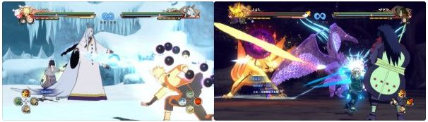 Download Naruto Ultimate Ninja Storm 4 PPSSPP ISO