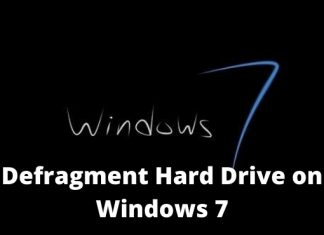 How to Defragment Hard Drive on Windows 7