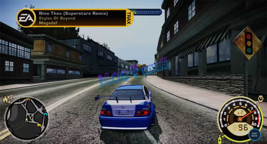 Most Wanted PC Cheat Codes