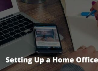 Setting Up a Home Office - What Do You Need
