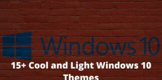 17 Cool and Light Windows 10 Themes