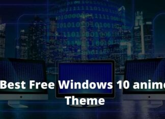 36 Best Free Windows 10 anime Theme