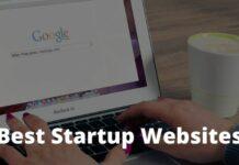 Best Startup Websites