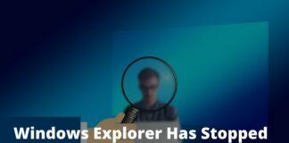 Error Windows Explorer Has Stopped Working (Solution)