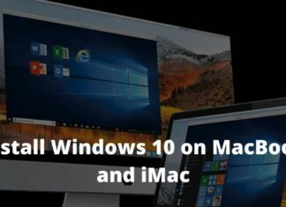 How to Install Windows 10 on MacBook and iMac