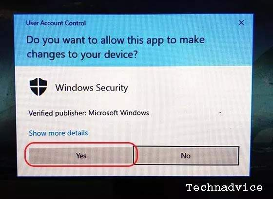 How to Turn Off Windows Defender in Security Center 5