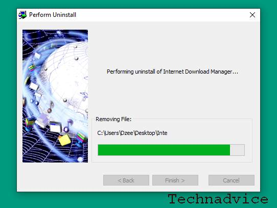 How to Uninstall Internet Download Manager (IDM) on Windows