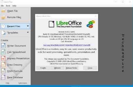 Office LibreOffice